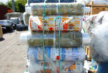 LDPE clear and coloured film
